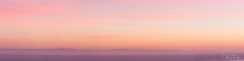 Island Sky (pano) by Onekiel Photography