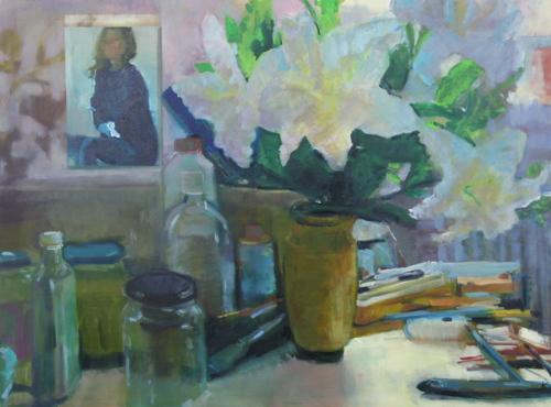 Studio lilies