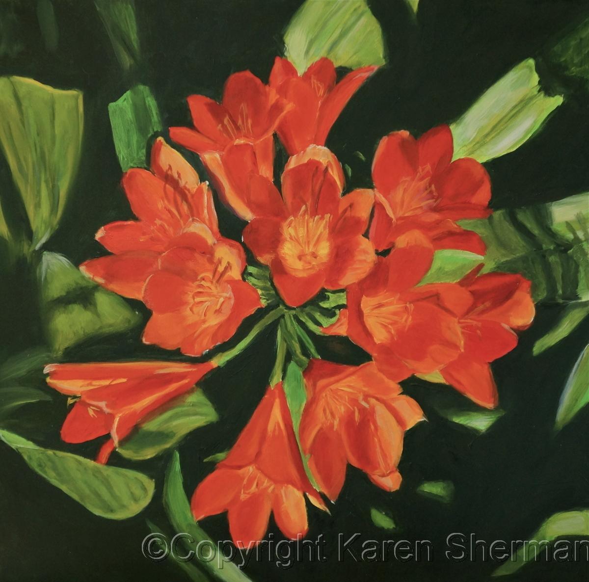 """""""Floral Burst"""" (large view)"""