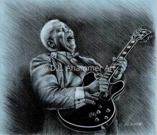 Stand Up BB King