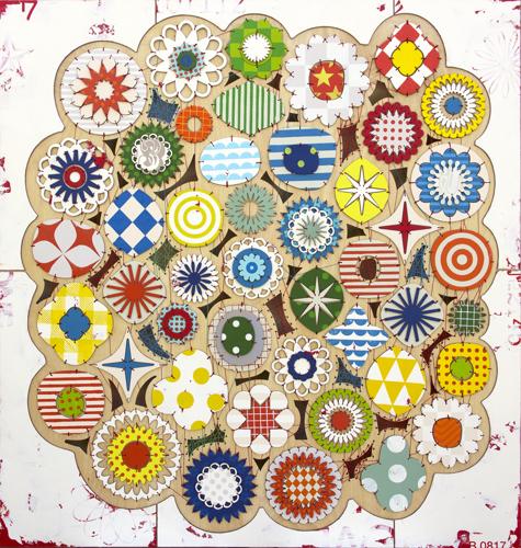 Between Shapes 0817 by Kaori Takamura
