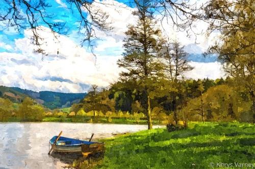 The Stillness of the Lake