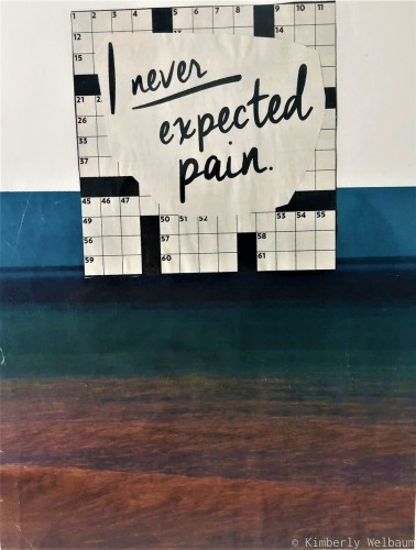"""""""I Never Expected Pain"""""""