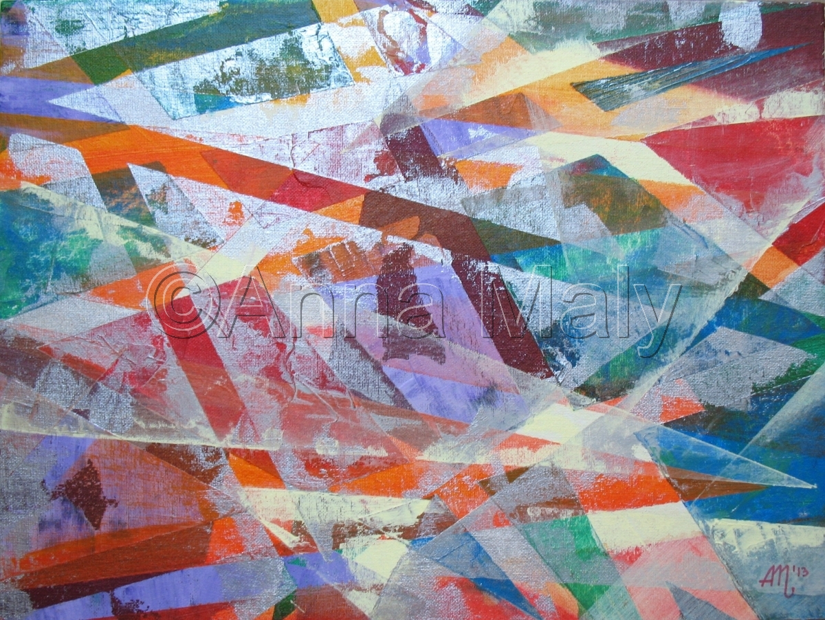 Abstract composition #2 (large view)