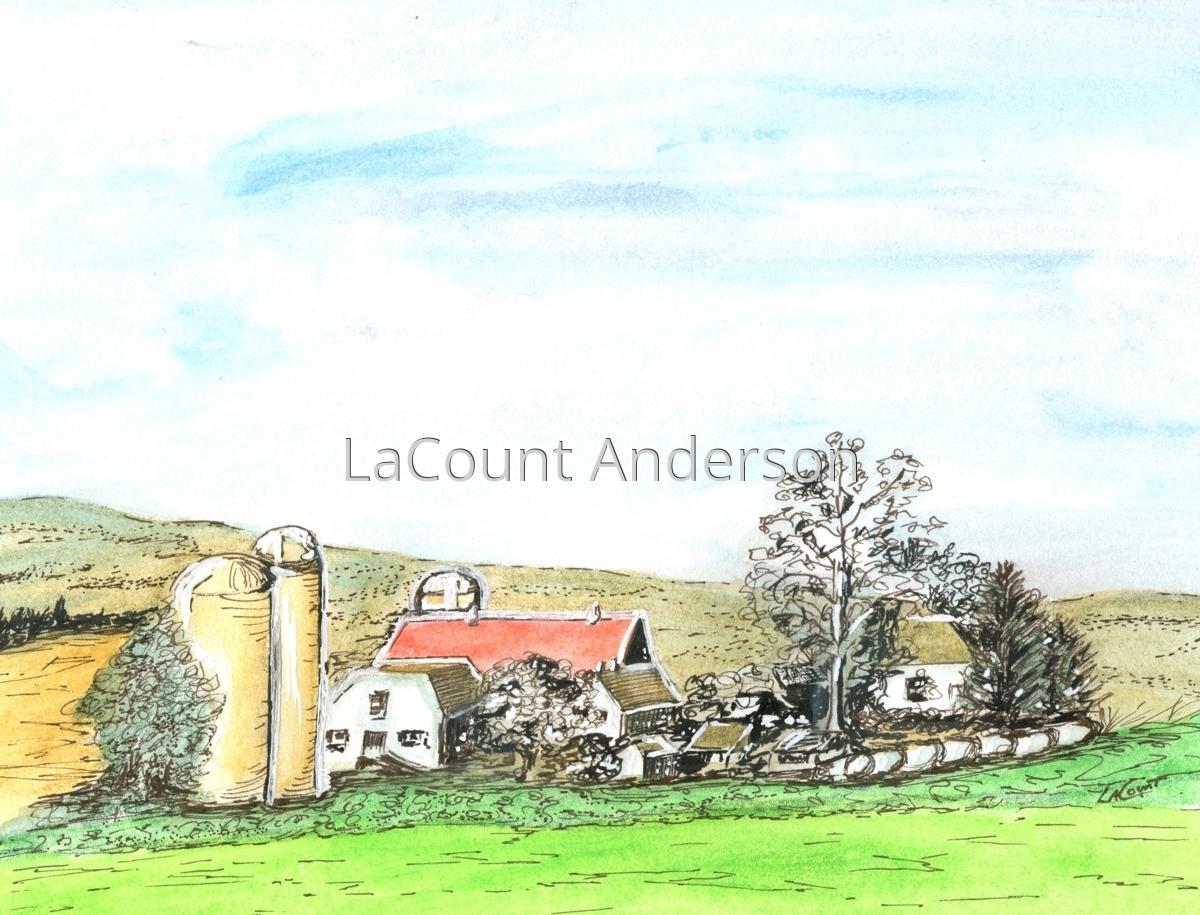 Amish Farm (large view)
