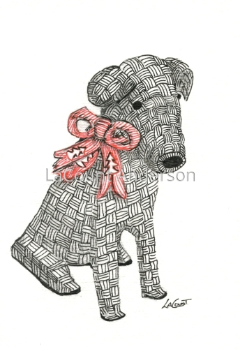 Little Dog tangle