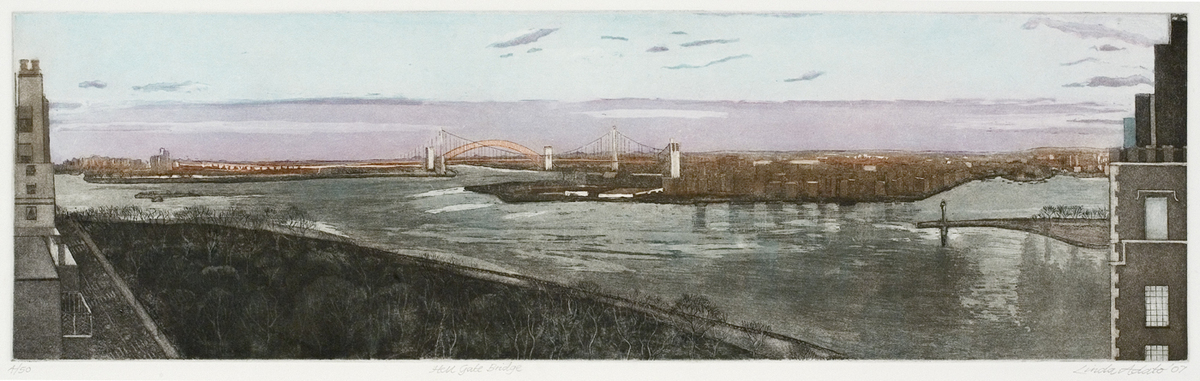 Hell Gate Bridge (large view)