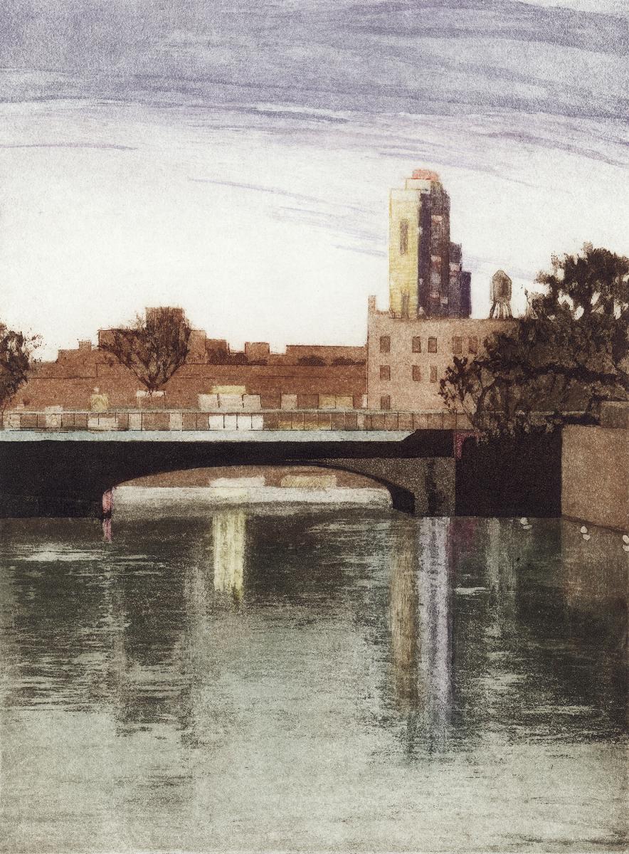 Union St. Bridge (Gowanus Canal) (large view)