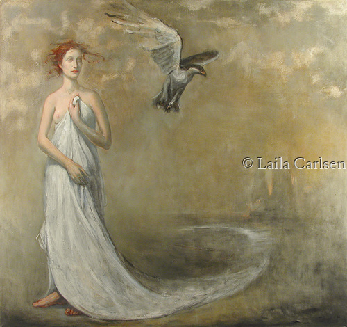 Dream Flight. by Laila Carlsen