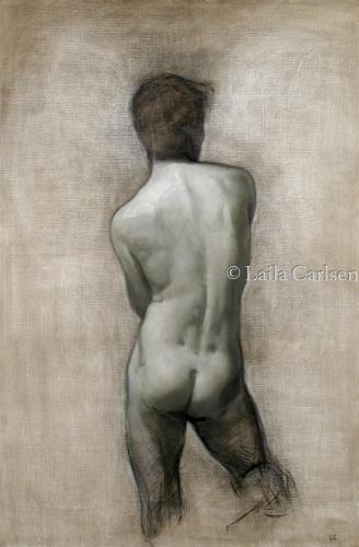 Male Nude.