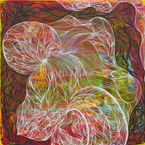 Spiritual Cocoon by Liz Amaral
