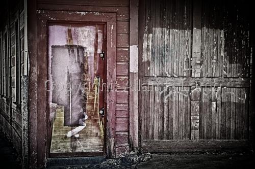 Oroville Door