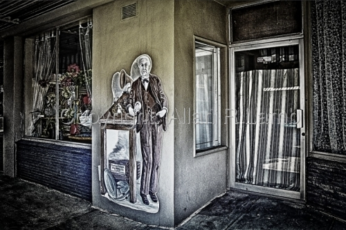 Portrait of Edison