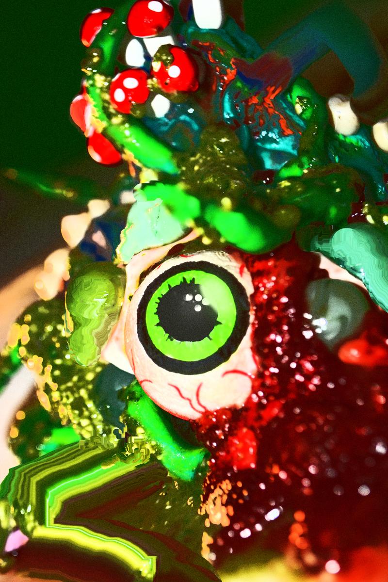 Eyeball Monster (large view)