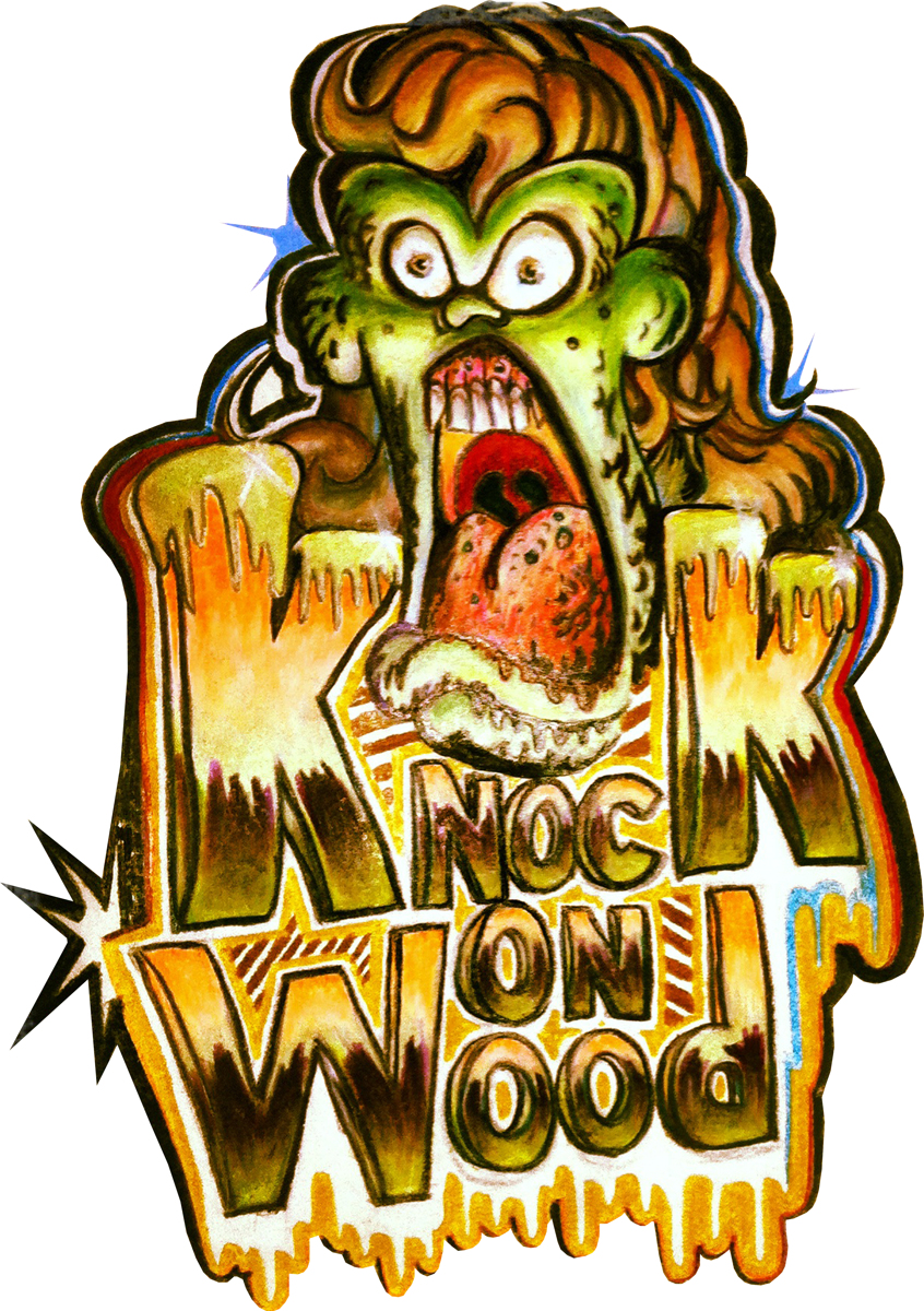 Knock on Wood Logo (large view)