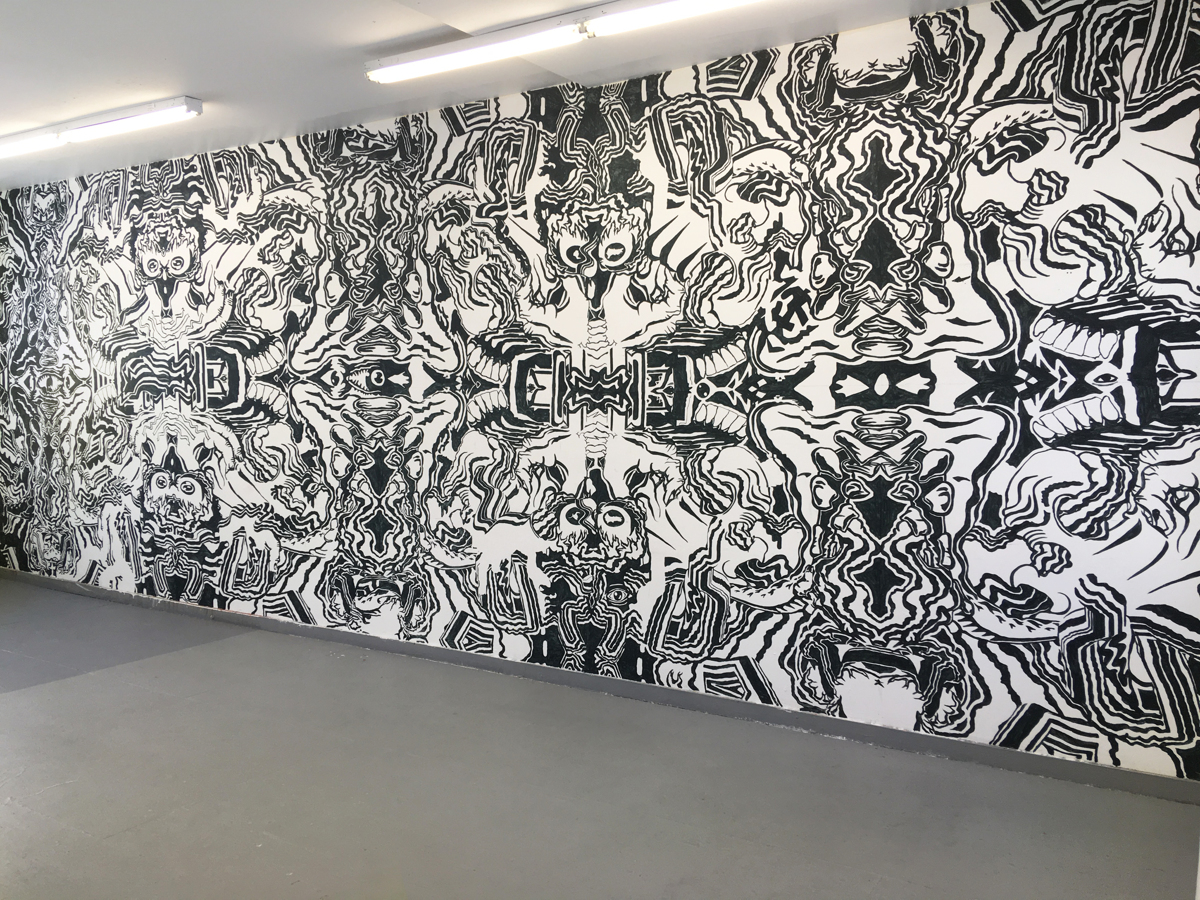 VSC Studio Wall (large view)