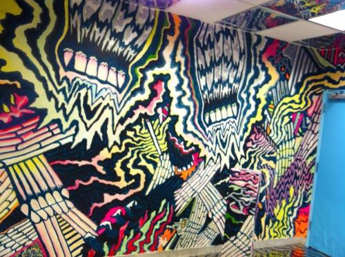 Studio Mural (large view)