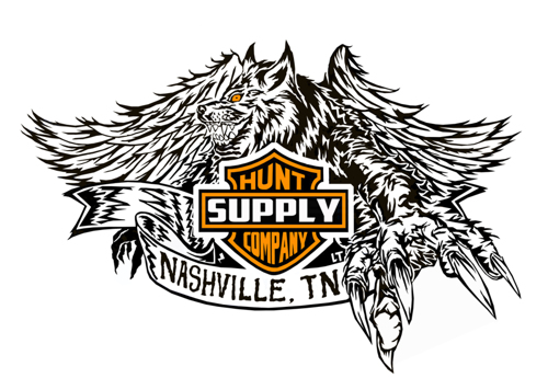 Hunt Supply Co Logo (large view)