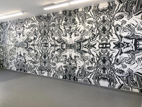 VSC Studio Wall