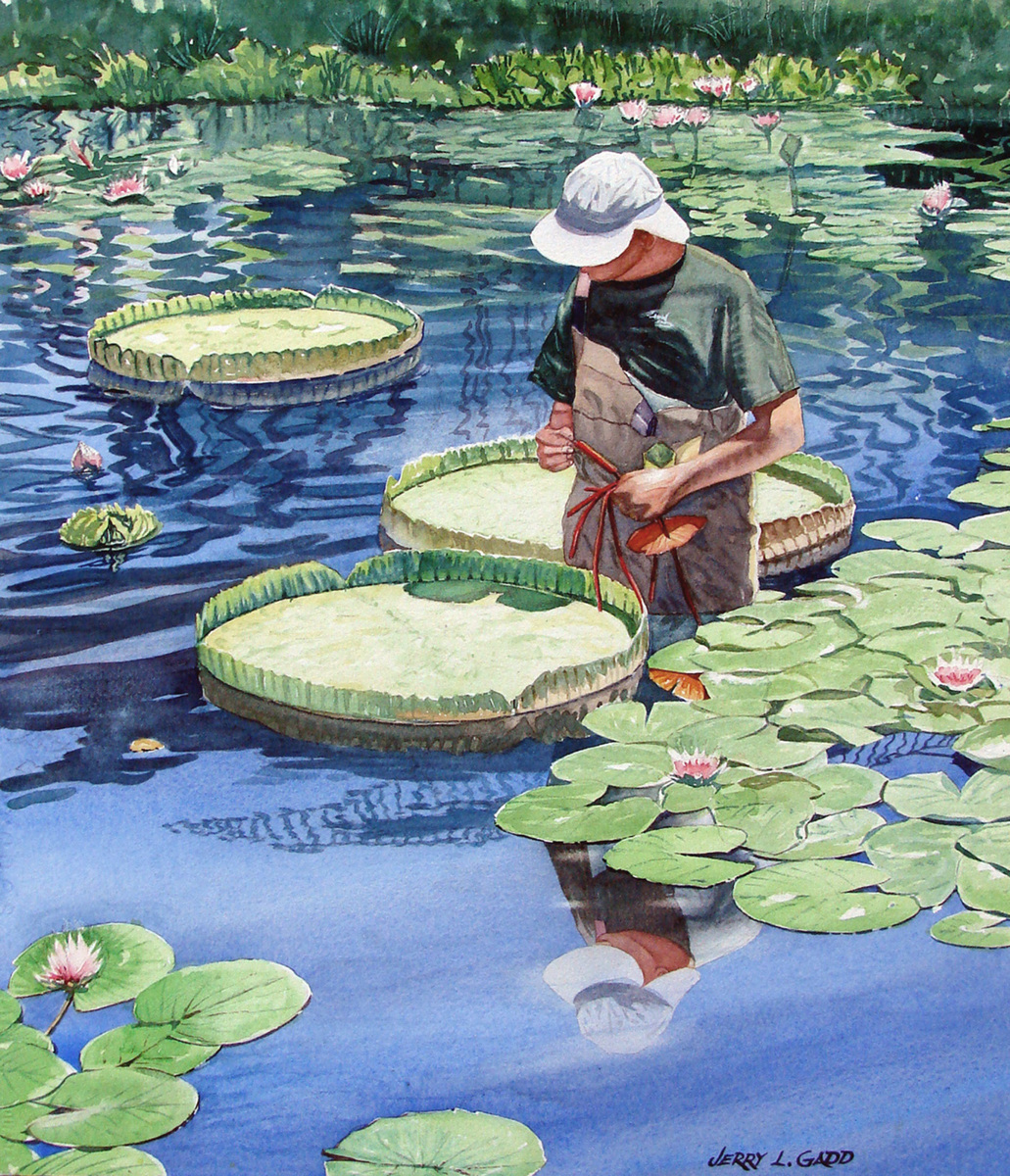 The Pond Keeper (large view)
