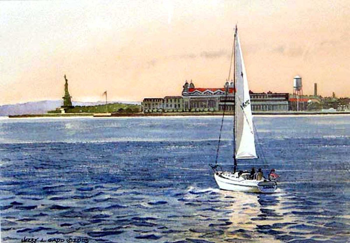 New York Harbor (large view)