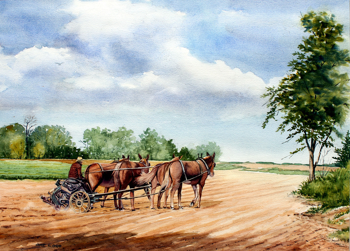 Plowing Time (large view)