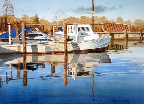 Work Boats on the Chesapeake
