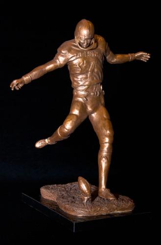 The Kicker  by Dan Kirschenbaum