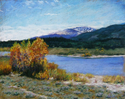 Painting--Pastels-LandscapeGlory! Twin Lakes, CO
