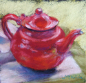 Painting-Little French Teapot 2