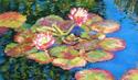 Painting--Pastels-FloralBiltmore Beauties