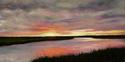 Painting--PastelsOctober Marsh, Savannah