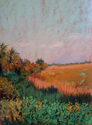 Autumn Glow, Savannh Marshes (thumbnail)
