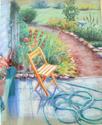 Morning in the Garden (thumbnail)