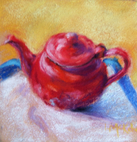 Little French Teapot (large view)