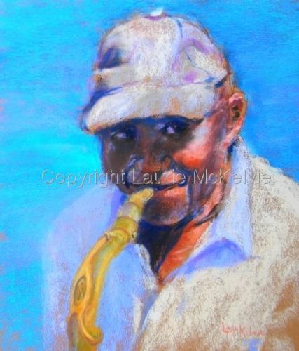 Halifax Blues Man