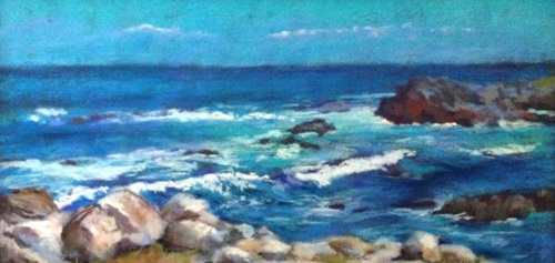 Fresh Morning along 17 Mile Drive (thumbnail)