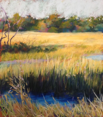 Fall Afternoon, St. Simons Island, GA by Laurie McKelvie