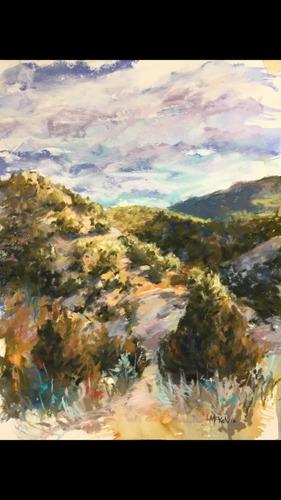 Early Morning, Santa Fe Hills