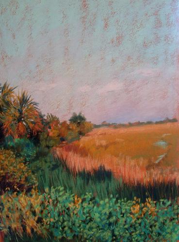 Autumn Glow, Savannh Marshes