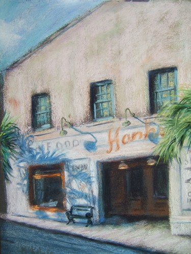 Hank's Seafood, Charleston