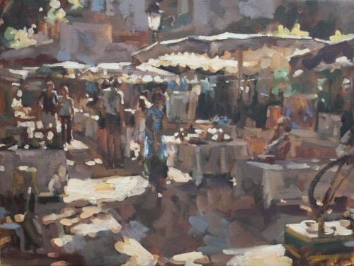 St.Tropez market