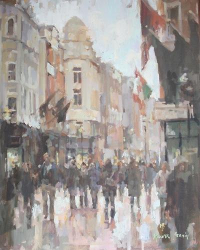 Grafton St. Dublin