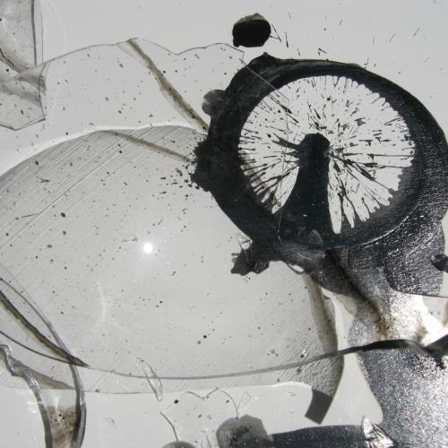 Breaking Patterns - Spheres, No. 7260