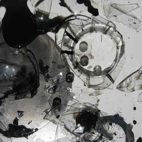 Breaking Patterns - Spheres, No. 7262