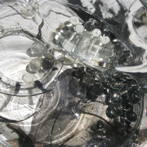 Breaking Patterns - Spheres, No. 7272