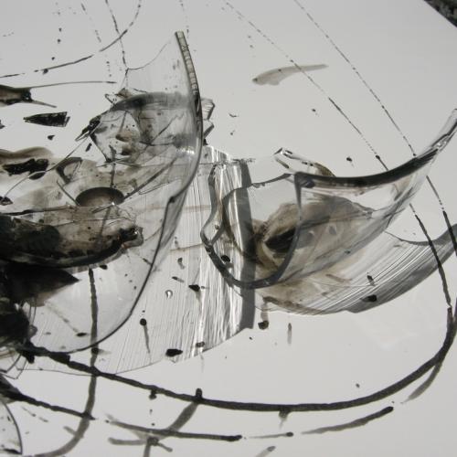 Breaking Patterns - Spheres, No. 7286