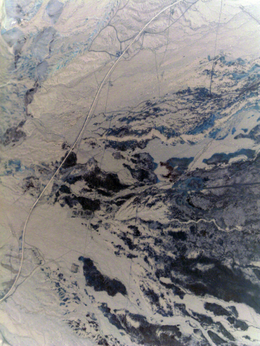 Branching Rivers #19