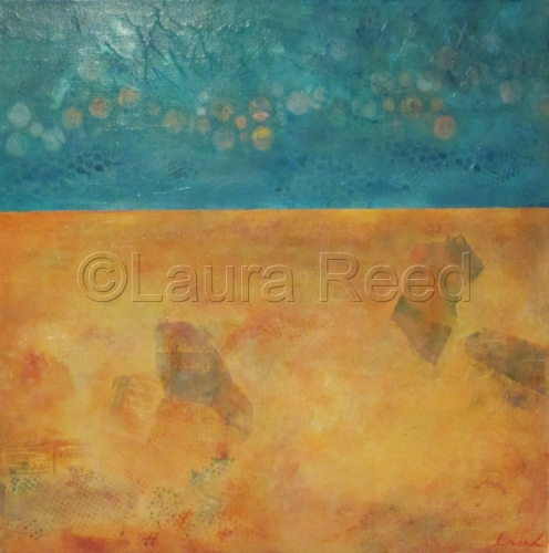 Sea and Sand by Laura Reed