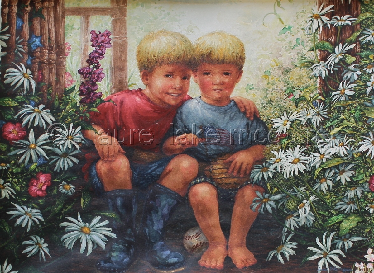 """""""Boys of Summer"""" (large view)"""